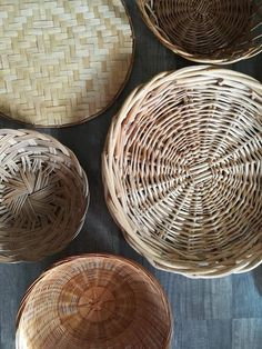 Your place to buy and sell all things handmade Wall Basket, Baskets On Wall, Large Baskets, Plant Decor, Boho Style, Indoor Plants, Fun Stuff, Gallery Wall, Wall Decor