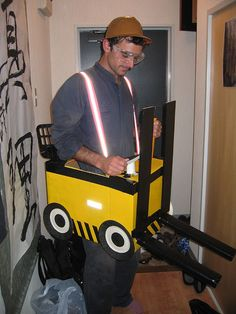 When an interest becomes an obsession #forklift