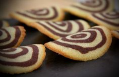Mary Berry's Tuiles with Chocolate Mousse – Technical Challenge