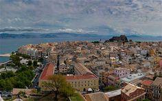 Corfu Town still retains its Venetian allure after two centuries, says Yolanda Carslaw. Study In England, Corfu Town, Round The World Trip, Corfu Greece, World Cities, Greece Travel, Greek Islands, Venetian, Places