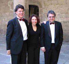 Música. Trío Duero (Valladolid). Música clásica española. Noviembre 2007
