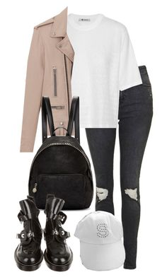 """""""Untitled #2847"""" by elenaday ❤ liked on Polyvore featuring Topshop, T By Alexander Wang, Yves Saint Laurent, STELLA McCARTNEY, Balenciaga and silkstaqcaps"""