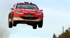 RICHARD BURNS, PEUGEOT 206 WRC, 2003