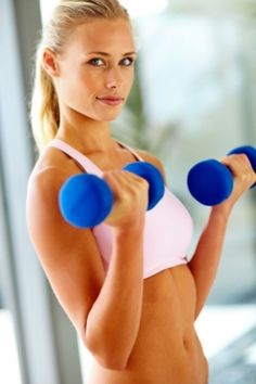 6 Week Arm Toning Workout Routine For Women - Lean Curves