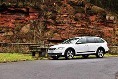 Fahrbericht und Test des Škoda Octavia Scout
