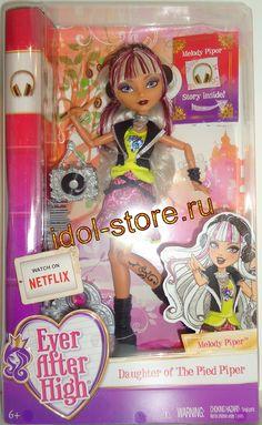 Ever After High, Melody Piper basic fashion doll. Эвер Афтер Хай, кукла Мелоди * Мелодия Пайпер базовая