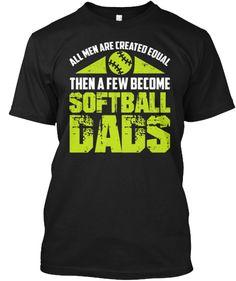 All Men Equal - Softball Dad