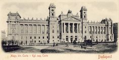 Budapest, Hungary, Old Photos, Cities, The Past, Louvre, Travel, Vintage, Urban