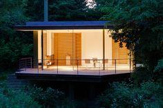 Galeria de Esta casa alemã proporciona paz e clareza - 1