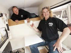 il camper più piccolo del mondo - da bnps.co.uk via dailymail.co.uk 2