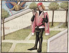 [folio 073r] MS. Douce 195 (Le roman de la rose) Robinet Testard  http://romandelarose.org/#browse;Douce195