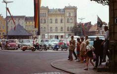 1972 Stralsund - Neuer Markt ☺