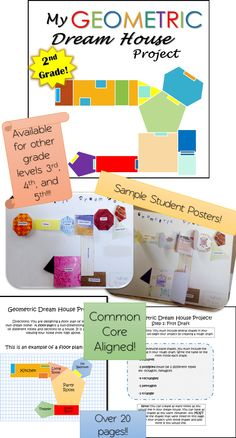 Dream home school project