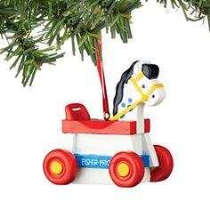 2018 Hallmark Fisher Price Chatter Telephone Christmas Ornament HallmarkFisherPrice