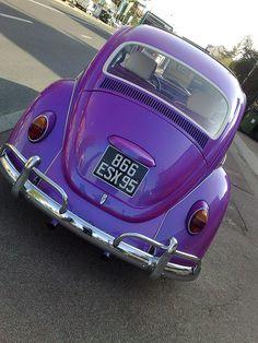 Violet Car by Kaveh_Pics, via Flickr #ghdcandy #violet