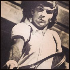 "On Twitter today as posted by @ThisDayInTennis: ""July 12, 1981: @Johan Kriek beats Hank Pfister 36 63 75 to win @TennisHalloFame title in Newport, RI"" #JohanKriek #tennis #HallofFame #Newport #champion #Kriek #Pfister"