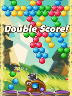 Play Bubble Shooter Saga 2 - Team Battle Online - FunStopGames