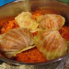 Hungarian Recipes, Hungarian Food, Cabbage Rolls, Hand Pies, Shrimp, Food And Drink, Soup, Dishes, Meat