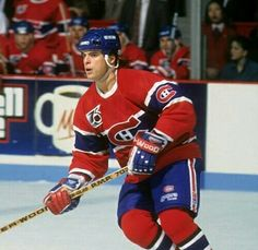 Russ Courtnall | Montreal Canadiens | NHL | Hockey