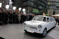 Trabant Limousines in Berlin! Trabi-xxl