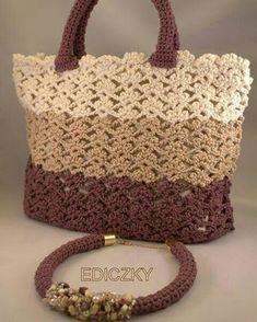 Basket Weave Yarn Bag pattern by Bendy Carter Free Crochet Bag, Crochet Purse Patterns, Crochet Tote, Crochet Handbags, Crochet Purses, Crochet Stitches, Handmade Handbags, Handmade Bags, Handmade Jewelry