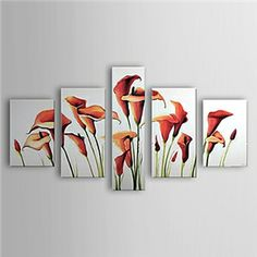 Hand-painted Oil Painting Floral Calla Lily Set of 3 1302-FL0069  - See more at: http://www.homelava.com/en-hand-painted-oil-painting-floral-calla-lily-set-of-3-1302-fl0069-nbsp-p21623.htm#sthash.WVmNn3BP.dpuf