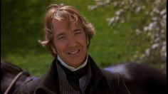 """Colonel Brandon  """"Give me an occupation, Miss Dashwood, or I shall run mad. """""""