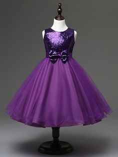$25.00 (Buy here: https://alitems.com/g/1e8d114494ebda23ff8b16525dc3e8/?i=5&ulp=https%3A%2F%2Fwww.aliexpress.com%2Fitem%2FOn-sale-new-girls-kids-fashion-2016-rustic-party-frocks-for-kids-purple-flower-girl-dress%2F32715328400.html ) On sale new girls kids fashion 2016 rustic party frocks for kids purple flower girl dress for just $25.00