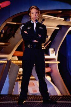 SeaQuest DSV Promos - Jonathan Brandis as Lucas Wolenczak.