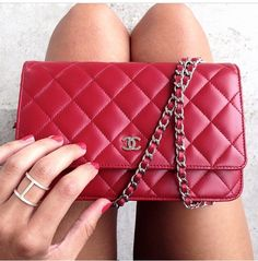 Red Chanel Woc.