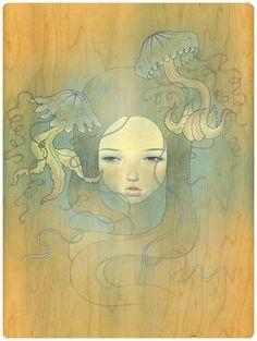 Audrey Kawasaki (III)... | Kai Fine Art