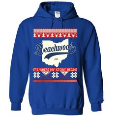 Beachwood, OH Its where my story begins - #gift for guys #creative gift. CHECKOUT => https://www.sunfrog.com/States/Beachwood-OH-Its-where-my-story-begins-3611-RoyalBlue-Hoodie.html?68278