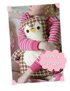 My daughter Anne loves penguins- wait, don't ALL kids love penguins...to buy?