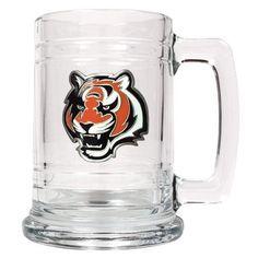 Personalized NFL Emblem Mug - Cincinnati Bengals