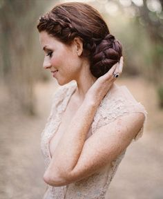 Style Me Pretty - Editorial de noivas, noivas, beleza de noiva, vestido de noiva, blog de casamento, Jose Villa, fotos de casamento, vestido de noiva rosa
