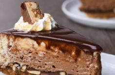 Check out this recipe for our delectable Snickers-inspired cheesecake that will make you go yum!