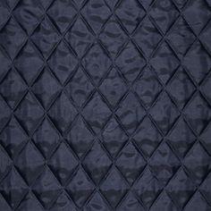Steppfutter Wattiert : Steppfutter Marineblau Wattiert 5cm
