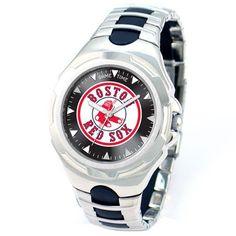 Boston Red Sox MLB Mens Victory Series Watch