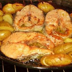 Grilled Fish, Easy Cooking, Carne, Shrimp, Cake Recipes, Grilling, Chicken, Meat, Recipes With Shrimp
