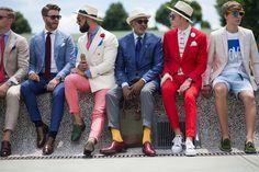 10 Things to Take Notice of at Pitti Uomo 88 (Classic Menswear) – Parisian Gentleman Street Looks, Street Style, Gq, Fashion Week, Mens Fashion, Style Masculin, Polo Classic, Gentleman Style, Modern Man