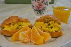 Mennonite Girls Can Cook: Breakfast Scramble Croissant