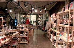 MAGNMAG fashion and lifestyle flagship store by FAK3, Seoul   Korea
