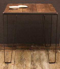Items similar to Reclaimed wood kitchen table on Etsy Reclaimed Wood Kitchen, Reclaimed Furniture, Industrial Living, Vintage Industrial, Interior Desing, Interior Inspiration, Wood Interiors, Custom Wood, Atlantis