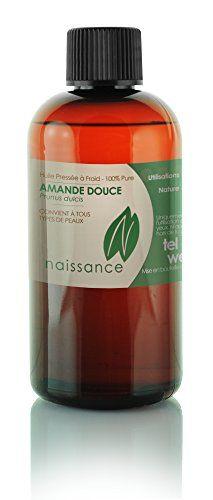 Huile Végétale d'Amande Douce - 100% Pure - 250ml