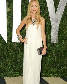My style icon Rachel Zoe  2012 Vanity Fair Oscar Party hosted by Graydon Carter in West Hollywood.