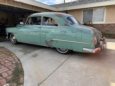 [ATTACH] 1952 Chevrolet Deluxe Sedan 216 inline six cylinder three speed on the column New Master Cylinder New wheel cylinders New break shoes New. Chevrolet Sedan, Chevrolet Bel Air, Chevrolet Chevelle, Vintage Cars, Antique Cars, General Motors Cars, Stacked Stone Fireplaces, Cool Old Cars, Lowrider Art