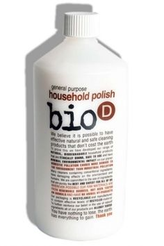 Bio-D Οικολογικό Βιοδιασπώμενο Γυαλιστικό Γενικής Χρήσης 750ML (Ανταλλακτικό) Purpose, Shampoo, Household, Polish, Personal Care, Cleaning, Self Care, Varnishes, Manicure