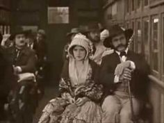 "Back on track we go with Allison Crowe, Buster Keaton and co. (When all the song videos are posted, we'll make a playlist.) Here's ""You All Haunt Me"", from Allison's newest album, ""Heavy Graces"", and the second excerpt episode from the silent film classic, ""The General""."