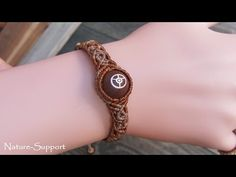 LUBCHO Macrame is sharing with you video tutorials with knotting techniques using waxed polyester thread and natural materials, especially gemstones also wit...