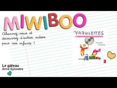 Anne Sylvestre - Le gâteau - Miwiboo - YouTube